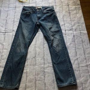 Levi's 511 Slim 16 reg 28x28 Straight EUC
